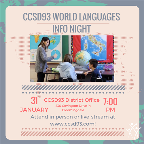 World Languages Info Night
