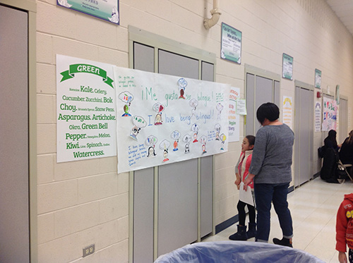 CCSD93 Dual Language Parent Activity Night Photo 4
