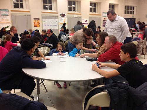 CCSD93 Dual Language Parent Activity Night Photo 6