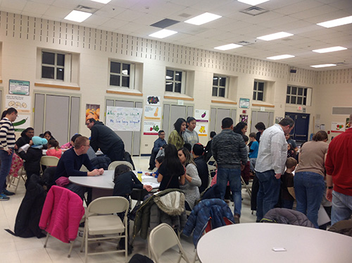 CCSD93 Dual Language Parent Activity Night Photo 7