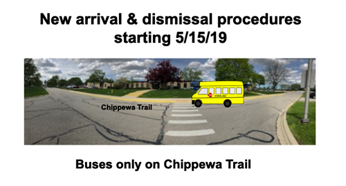 Buses Only on Chippewa Trail