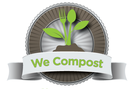 Western Trails was recently recognized for being a Silver Partner in the We Compost program!