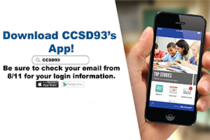 Download CCSD93's App!